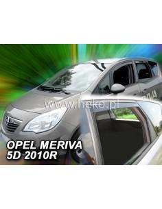 Owiewki Opel Meiva Ii B Od 2010R. (+Ot)
