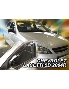 Owiewki Chevrolet Lacetti Od 2004R. Przody