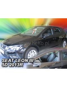 Owiewki Seat Leon Iii 5D. Od 2014R. Przody
