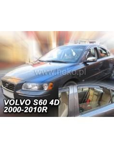 Owiewki Volvo S60 4D 2000-2010R. (+Ot)
