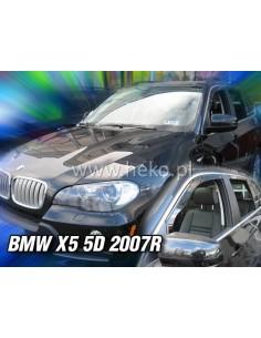 Owiewki Bmw X5 E70 Od 2007R. (+Ot)