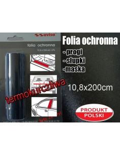 Folia Ochronna Na Maskę 10,8X200Cm