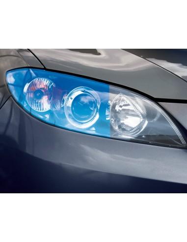 Folia Na Reflektory Niebieska 30x100cm Jk Styl Akcesoria Samochodowe