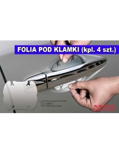 Folia Ochronna Pod Klamki Kpl. 4 Szt. (10X8,5Cm)