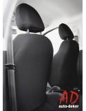 Pokrowce Seat Altea Od 04R. Popielaty 2