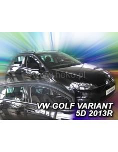 Owiewki Vw Golf Vii Variant Od 2013R. (Kpl. Z Tyłami)