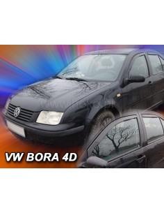 Owiewki Vw Bora 4D. 1998-2005R. (Kpl. Z Tyłami)
