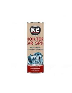 K2 Doktor Car Spec - Zmniejsza Spalanie Oleju, Zwiększa Kompresję Silnika