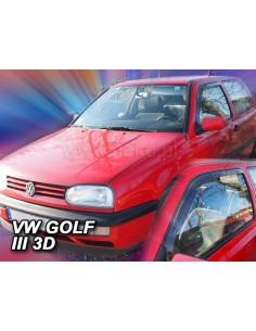 Owiewki Golf Iii 3D. 91-97R. Przody