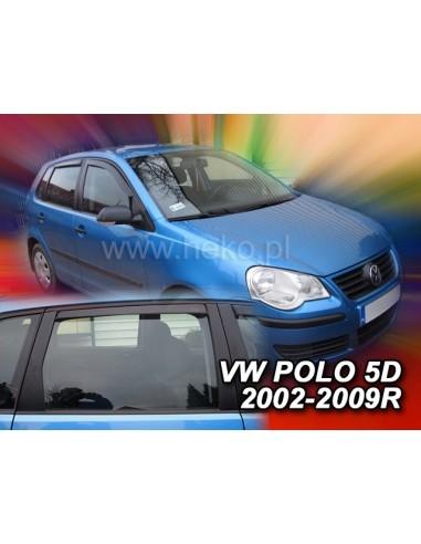 Owiewki Polo 5D. 2002-2009R. (+Ot)