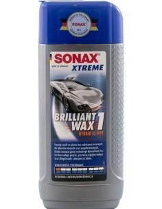 Sonax Xtreme Brillantwax 1 Nano Pro (Do Nowych Lakierów) 250Ml