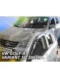 Owiewki Jetta 05-11R. / Golf A5 5D. 07-09R. / Golf A6 09-13 Variant - Przody Przody
