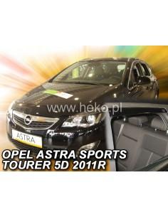 Owiewki Opel Astra 4 J Sports Tourer Od 2011R. (Kpl. Z Tyłami) Kombi