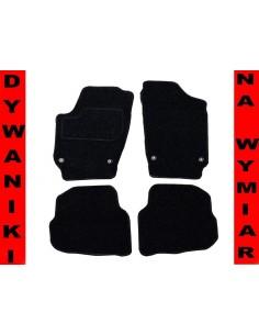 Dywaniki Welurowe Vw Polo 2001-2003R. Grafit