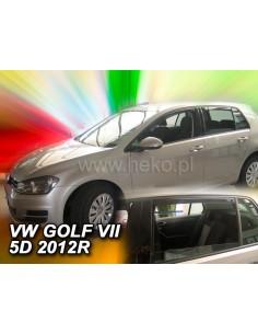 Owiewki Vw Golf Vii 5D. Htb Od 2012R. (Kpl. Z Tyłami)