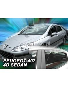 Owiewki Peugeot 206 Od 1998R. (+Ot) Combi