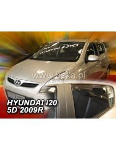 Owiewki Hyundai Ix35 5D Od 2010R. (Kpl. Z Tyłami)