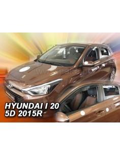Owiewki Hyundai Santa Fe 2000-2006R. (Kpl. Z Tyłami)