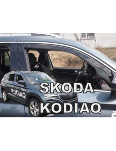 Owiewki Skoda Kodjaq 5D. Od 2016R. Przody