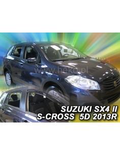 Owiewki Suzuki Sx4 S-Cross 5D. Od 2013R. (Kpl. Z Tyłami)