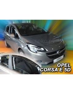 Owiewki Opel Corsa D 5Drzw. 2006R. (Kpl. Z Tyłami)
