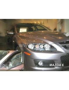 Owiewki Mazda 6 I 4/5D. 2002-2007R. (Przody)
