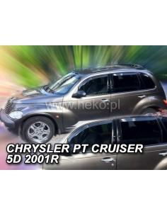Owiewki Chysler Pt Cruiser 5D. Od 2001R. (Kpl. Z Tyłami)