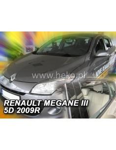 Ow. Szyby Boczn. Renault Megane Iii 5D 2008R.-> (+Ot)