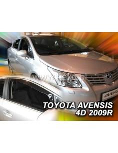 Owiewki Toyota Avensis T27 Od 2009R. Przody