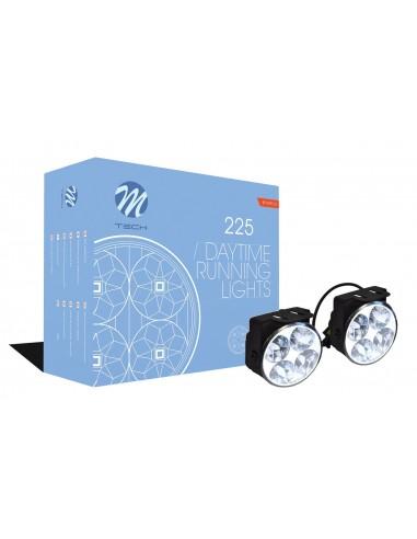 Lampy Dzienne Led 225Se Średn. 70Mm (Diody Osram)