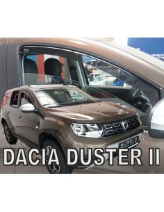 Owiewki Dacia Duster (Ii Gen.) 5D. Od 2018R. Przody