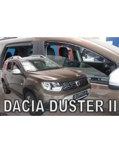 Owiewki Dacia Duster (Ii Gen.) 5D. Od 2018R. (Kpl. Z Tyłami)
