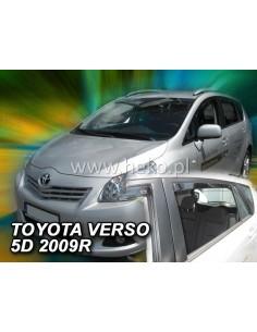 Owiewki Toyota Verso Od 2009R. (Kpl. Z Tyłami)