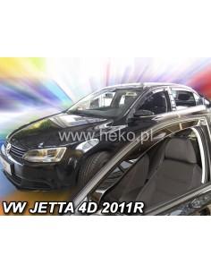Owiewki Vw Jetta Od 2011R. Sedan Przody