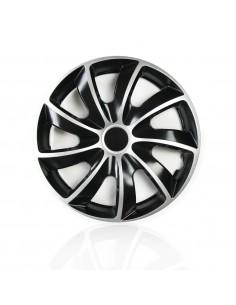 "Kołpaki 13"" Quad Bicol (4 Szt.) Alfa Romeo"