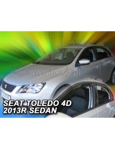 Owiewki Seat Toledo Iv Od 2013R. (Kpl. Z Tyłami) Ltb