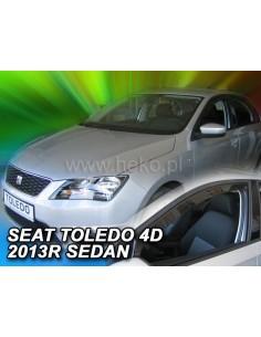 Owiewki Seat Toledo Iv Od 2013R. (Przody) Ltb
