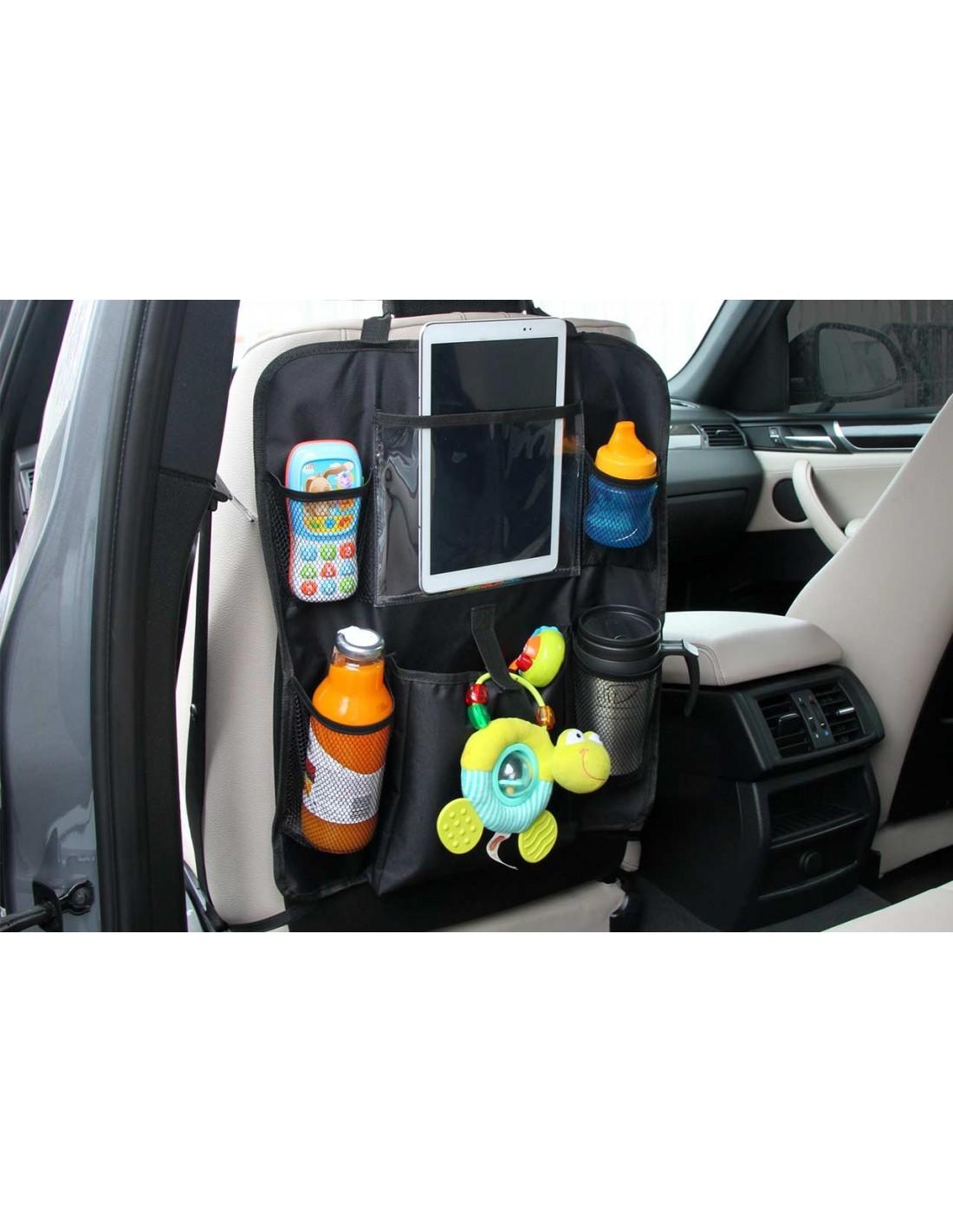 Organizer Ochraniacz Na Fotel Samochodu Z Kieszenią Na Tablet