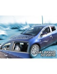 Owiewki Fiat Bravo 5D. Od 2007R. (Kpl. Z Tyłami)