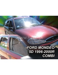 Owiew. Szyby Boczn. Ford Mondeo 4/5D 1996-2000R.(+Ot) Combi