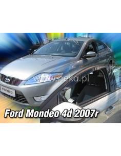 Owiewki Ford Mondeo Mk4 Od 2007R. Przody