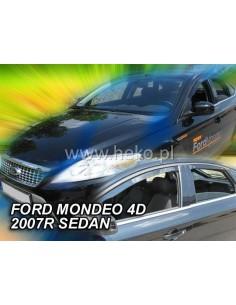 Owiewki Ford Mondeo Mk4 2007-2014R. (+Ot) Sedan / Htb