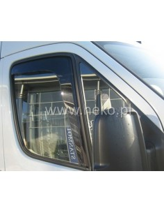 Owiewki Ford Transit Connect 2D Od 2004R