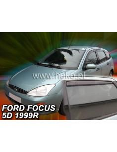 Owiewki Ford Focus I 4/5D. 1998-2005R. Przody