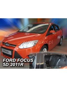Owiewki Ford Focus Ii 4/5D. 2004-2011R. (Kpl. Z Tyłami) Sed/ltb