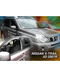 Owiewki Nissan X-Trail Od 2007R. (+Ot)