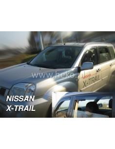 Owiewki Nissan X-Trail I (T30) 5D. 01-07R. Przody