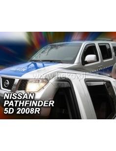 Owiewki Pathfinder 5D. 05-12R. (Kpl. Z Tyłami)