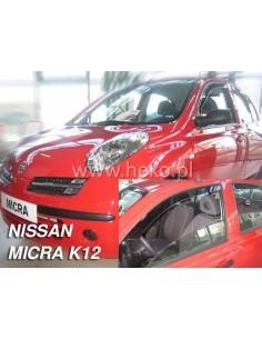 Owiewki Micra K12 5D. 02-10R. (Kpl. Z Tyłami)