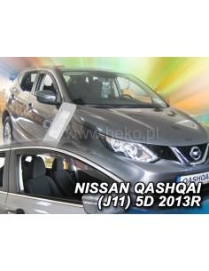 Owiewki Nissan Qashqai J11 Od 2013R. Przody
